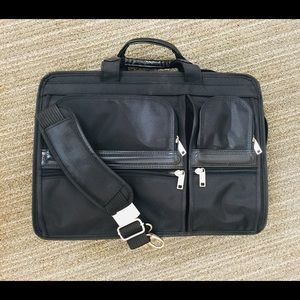 Brand new black laptop and carry bag!!!